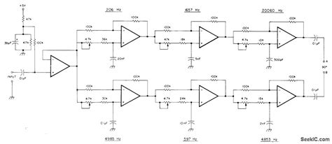 active inductor phase shifter wideband active phase shifter control circuit circuit diagram seekic