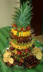 Nautical Themed Snacks - tropical party quot antojitos quot luau pinterest