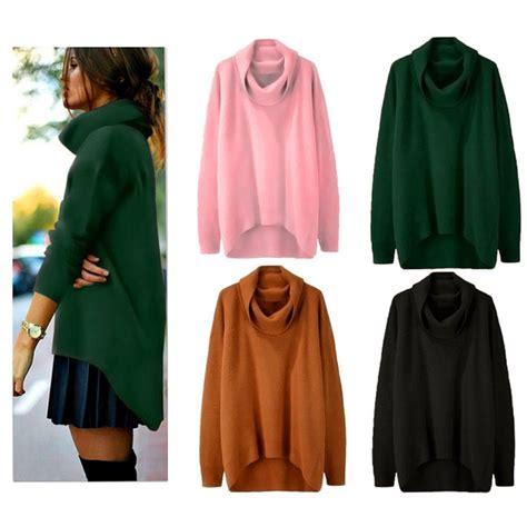 Sweater Wanita Murah Hangat My032 fashion wanita sweater rajut hangat kasual lengan
