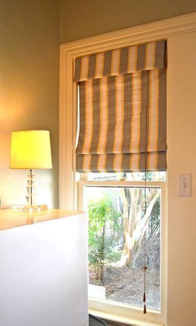 roman curtains diy diy roman shade recovering roman shades no sew