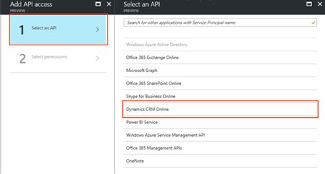xamarin crm tutorial how to register xamarin forms app with azure active