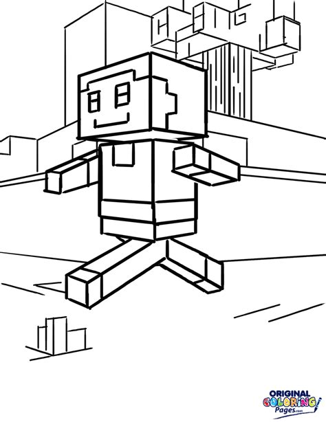 minecraft coloring minecraft coloring pages original coloring pages