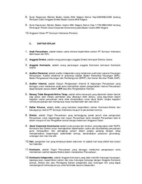 buku panduan komisaris dan direksi