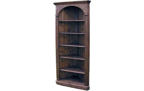 domed corner bookcase kate furniture