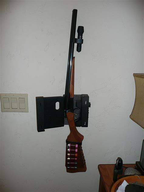 Bookshelf Headboard King Shotlock Configures To Fit Your Gun Stashvault