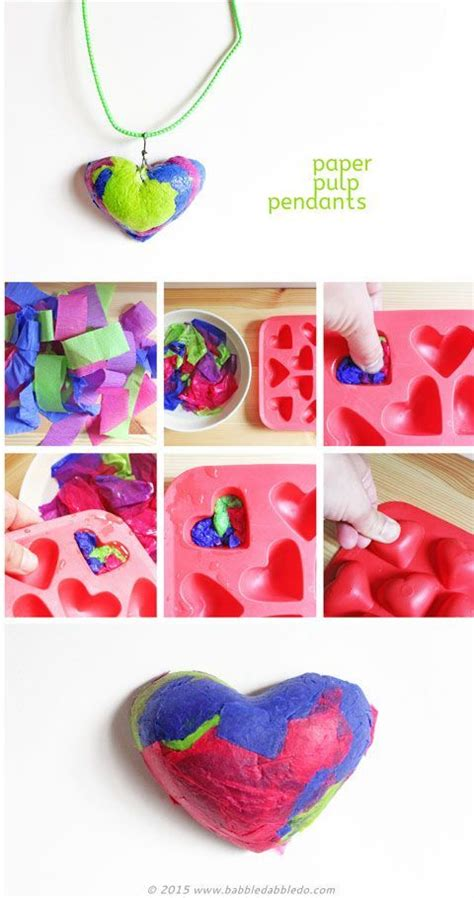 Paper Pulp Crafts - 25 best ideas about pulp paper on paper clay