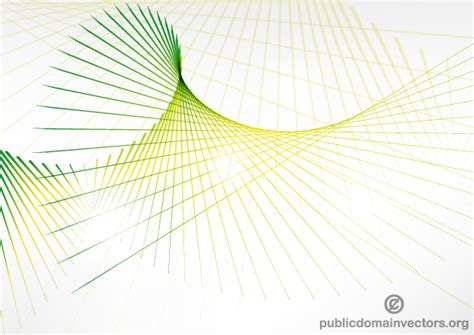 design line work background abstract green wave line background graphics free