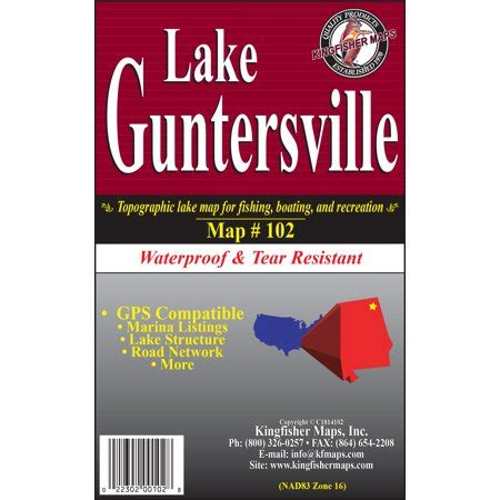 guntersville boat mart inc guntersville al kingfisher maps waterproof lake map guntersville walmart