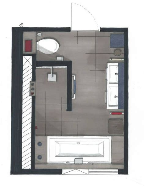 badezimmer 3 m2 best bathroom layout ideas only on master suite