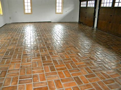 Porcelain Garage Floor Tiles Flooring Ideas Porcelain