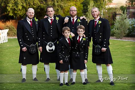 scottish traditions at an arizona wedding stonebridge manor