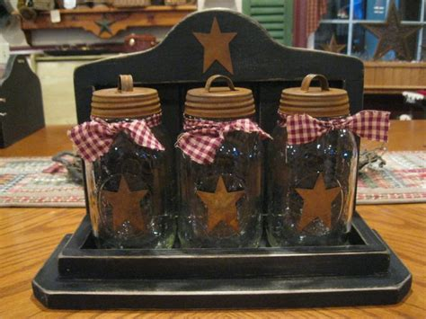 primitive craft projects best 25 primitive jars ideas on rustic