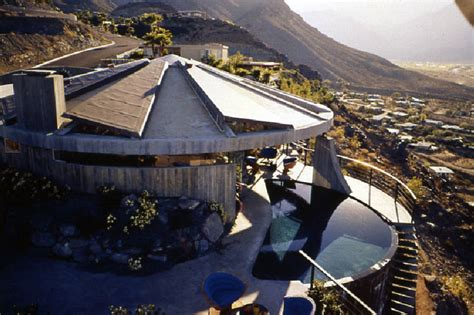 elrod house ca modern home tour the hidden details of john lautner s