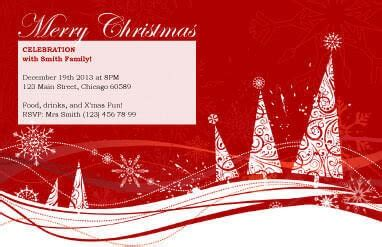 christmas flyer templates  diy printables hloom