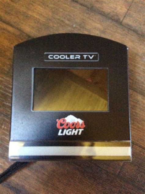 coors light mountain cooler coors cooler shop collectibles daily