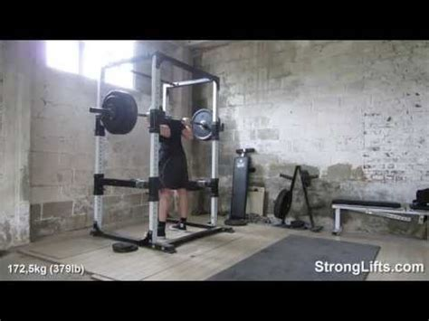 stronglifts 5x5 the simplest workout to get stronger