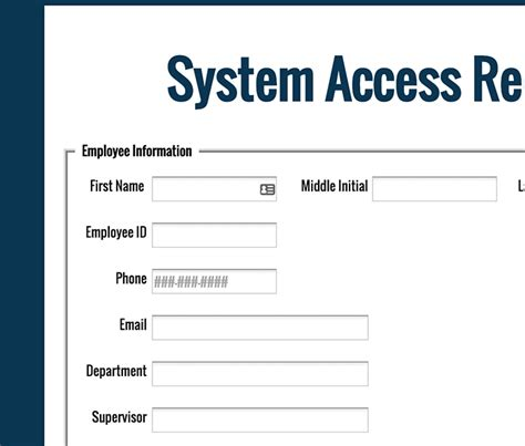 access form templates formassembly forms