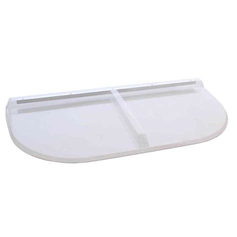 u shaped covers shape products 53 in x 26 in polycarbonate u shape