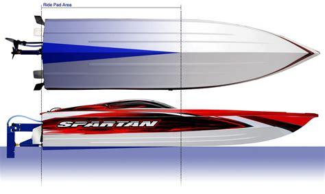 rc speed boat design traxxas spartan matt s rc garage