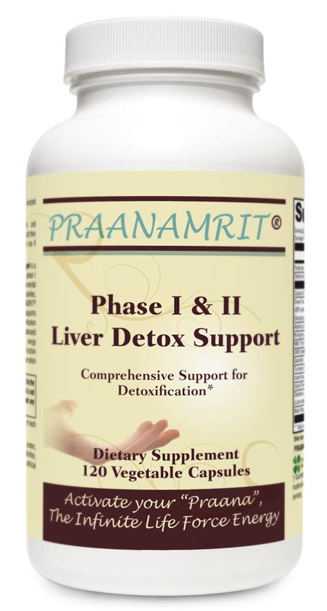1 Liver Support And Detox by Phase 1 2 Liver Detox Support Praana Integrative
