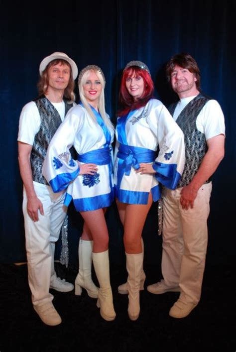 abba band abba four the band live abba tribute band