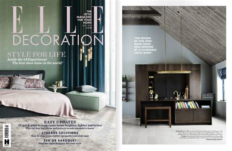interior design magazine 10 best interior design magazines in uk
