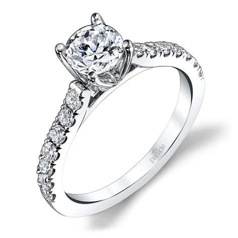 parade new classic r3667 18 karat engagement ring