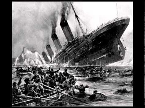 imagenes historicas del titanic la historia del titanic youtube