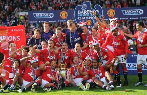 epl ucl manchester united english premier league chions 2010 2011