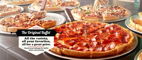 Pizza Inn Baked Fresh Since 1958 Pizza Inn Buffet