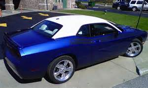 or not dodge challenger vinyl tops