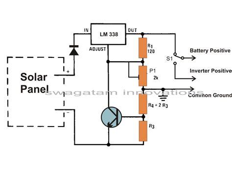 solar panel regulator wiring diagram agnitum me