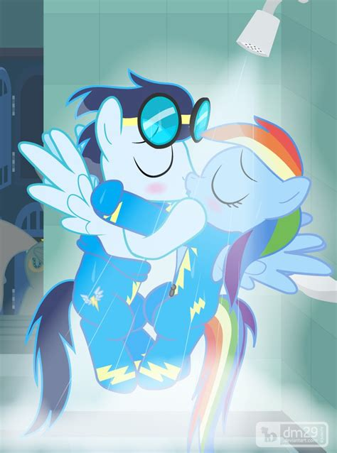 co ed locker room gotta them co ed locker rooms rainbow dash soarin