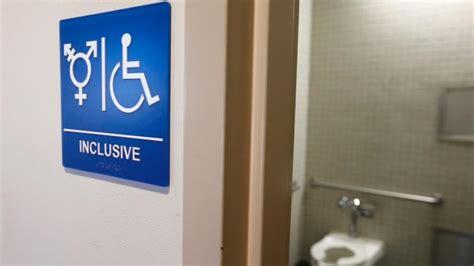 transgender bathroom in california comparing the transgender bathroom issue to the civil