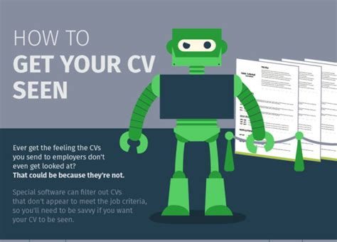 how to get your resume cv seen by recruiters office skills