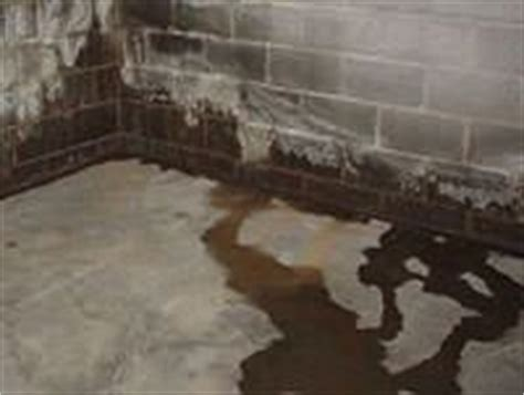 basement repair how where basements leak in minnesota