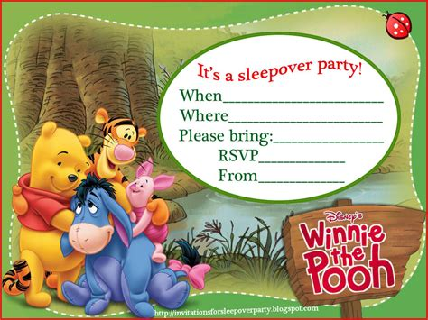 Winnie The Pooh Birthday Invitations Templates by Winnie The Pooh Birthday Invitations Best Ideas