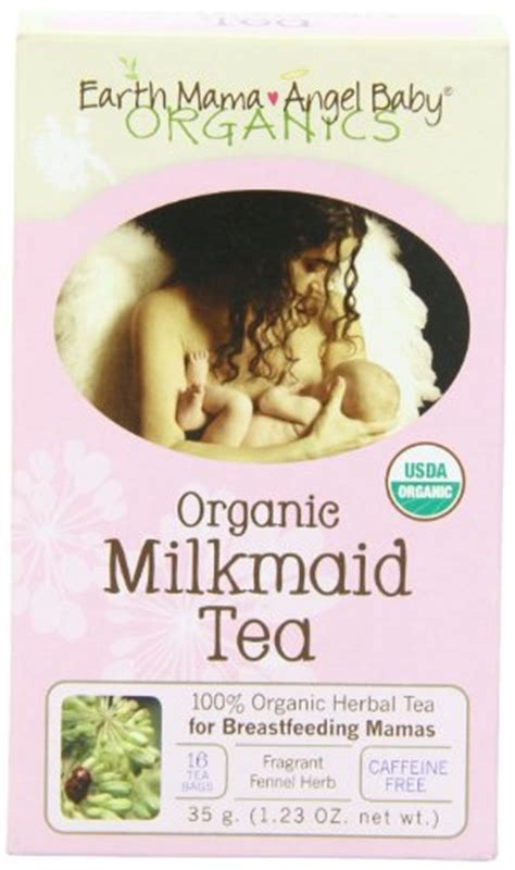 Dijamin Earth Baby Organic Milkmaid Tea 16 Tea Bags 35g 11 health benefits of fenugreek