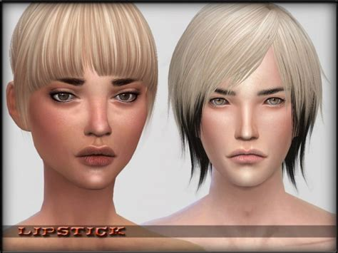 The Sims Resource: Lips Set 12 by ShojoAngel ? Sims 4