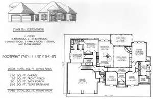 2800 Square Foot House Plans by 2800 Sq Ft Ranch House Plans House Of Samples