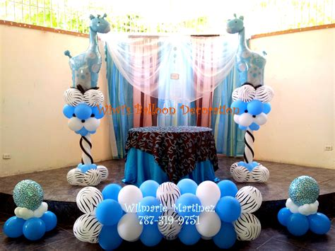 Blue Safari Baby Shower by Blue Safari Baby Shower Baby Shower The O