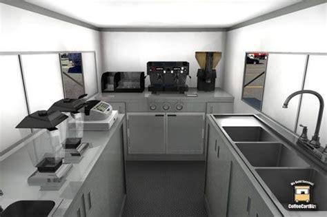 food truck equipment design food truck design inside buscar con google foodtruck