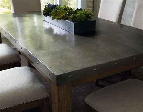 metal kitchen tables 25 best ideas about metal dining table on