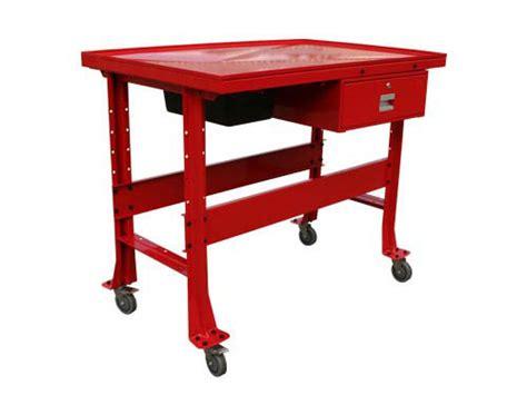 tear down bench tear down table with drain