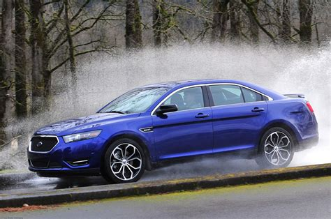drive 2013 ford taurus sho performance package