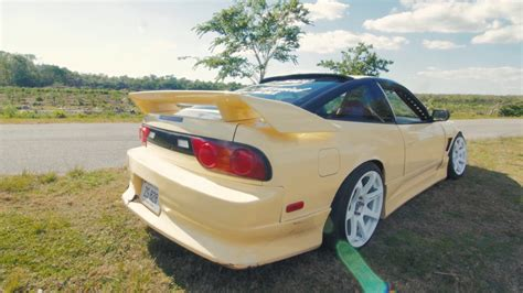adam lz 240 adam lz nissan 240sx review boost and bmx
