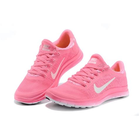 womens nike sneaker boots s running shoes nike free run 3 0 v6 baby pink sneakers