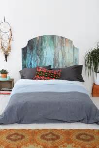 wooden headboard wall decal