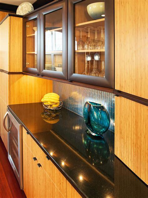 dark cabinets light countertops backsplash photo page hgtv