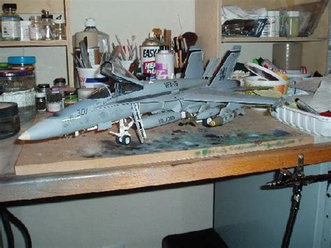 Home Planes Academy 1 32 F 18 Large Scale Planes